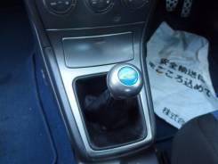 Ручка переключения механической трансмиссии. Subaru Impreza WRX STI, GC8