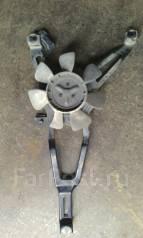 Вентилятор радиатора кондиционера. Toyota Mark II, JZX90, JZX90E Toyota Cresta, JZX90 Toyota Chaser, JZX90 Двигатель 1JZGE