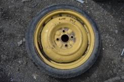 Колесо запасное. Toyota Corolla, NZE121 Двигатель 1NZFE