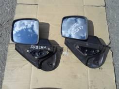 Зеркало заднего вида боковое. Mazda Bongo, SK82L