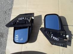 Зеркало заднего вида боковое. Mitsubishi Dingo, CQ2A