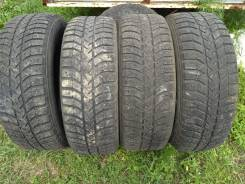 Bridgestone Ice Cruiser 5000. Зимние, под шипы, износ: 30%, 4 шт