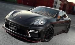 Обвес кузова аэродинамический. Porsche Panamera, 970 Двигатели: M, 46, 20, MCG, FA, 48, 40, MCR, CC, 70, EA. Под заказ