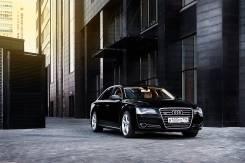 Audi A8. автомат, 4wd, 4.2 (372 л.с.), бензин, 28 000 тыс. км