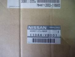 Прокладка головки блока цилиндров. Nissan Safari, WGY61 Nissan Civilian, DJW41, DHW41, DVW41, DCW41 Двигатель TB45E