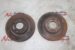 Диск тормозной. Nissan Silvia, S13 Nissan 180SX