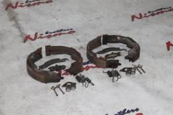 Механизм стояночного тормоза. Nissan Skyline, BCNR33, HR33, ER33, ECR33, ENR33