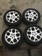 Комплект летних колес Honda CR-V 215/60R17. 6.0x17 5x114.30 ET50