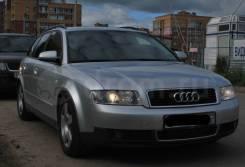 Audi A4 Avant. A4 Avant, 2003
