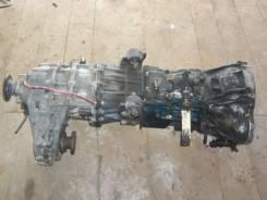 Механическая коробка переключения передач. Nissan Atlas, AMF22 Двигатель TD27
