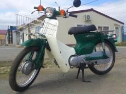 Honda Super Cub. 49 куб. см., исправен, птс, без пробега