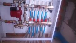 Отопление. Теплые полы. Проектирование, монтаж, обслуживание.