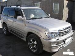 Накладка на фару. Toyota Land Cruiser, HDJ101K, UZJ100W, UZJ100L, HDJ100L