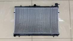 Радиатор охлаждения двигателя. Hyundai Accent Hyundai Elantra Hyundai Verna Hyundai Coupe