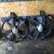 Вентилятор охлаждения радиатора. Nissan Bluebird Sylphy, QNG10, QG10, TG10, FG10 Двигатели: QG18DE, QR20DD, QG15DE