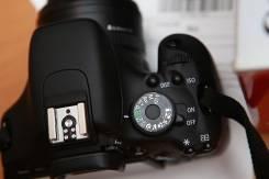 Canon EOS 600D. 20 и более Мп, зум: 5х