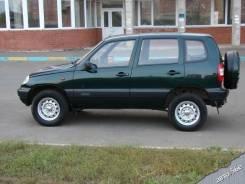 Chevrolet Niva. Птс
