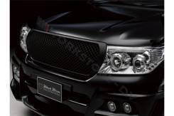 Решетка радиатора. Toyota Land Cruiser, UZJ200W, VDJ200, J200, URJ202W, GRJ200, URJ200, URJ202, UZJ200. Под заказ