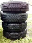 Bridgestone Blizzak VM-11. Зимние, без шипов, 2013 год, износ: 5%, 4 шт