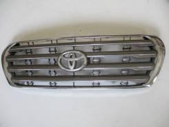 Решетка радиатора. Toyota Land Cruiser, URJ202, UZJ200 Двигатели: 1URFE, 2UZFE