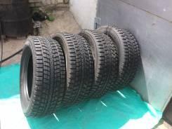 Dunlop SP Winter ICE 01. Зимние, шипованные, 2012 год, износ: 5%, 4 шт