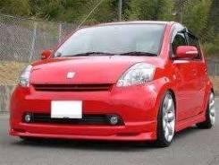 Губа. Toyota Passo, QNC10, KGC15, KGC10