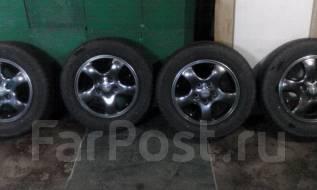 Продам колеса 195/65 R15 в отличном состоянии. 6.0x15 5x114.30 ET45 ЦО 66,0мм.