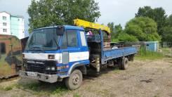 Nissan Diesel Condor. Продается автокран , 6 925 куб. см., 3 000 кг.
