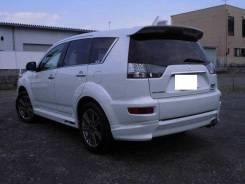 Губа. Mitsubishi Outlander