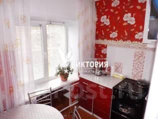 1-комнатная, улица Строительная 3-я 9. Борисенко, агентство, 30 кв.м. Кухня