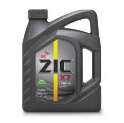 ZIC X7 LS. Вязкость 10W-40, синтетическое
