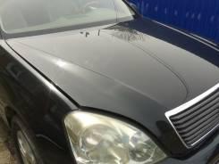 Крыло. Lexus LS430