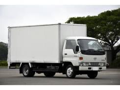 Toyota Dyna. BU107 фургон под птс. 6 шпилек, 3 тонны! Двигатель 15B., 4 100 куб. см., 3 000 кг. Под заказ