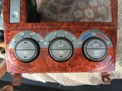 Блок управления климат-контролем. Subaru Forester, SG