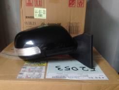 Зеркало заднего вида боковое. Toyota Vitz, KSP90, NCP91, NCP95, SCP90 Двигатели: 1NZFE, 2NZFE, 2SZFE, 1KRFE