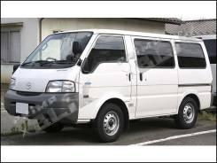Радиатор двигателя Mazda BONGO 2000- (SK) 4WD (gas F8) Bongo Browny Bongo Browny Van полностью алюминиевый(AL)