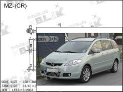 Радиатор двигателя Ford I-MAX 2005- (CR#W) (gas 2.0, 2.3) (PA)