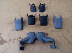 Крышка петли сиденья. Toyota Crown, JZS155, UZS151, UZS155, UZS157 Toyota Crown Majesta, UZS151, UZS157, JZS155, UZS155 Двигатели: 1UZFE, 2JZGE