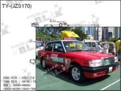 Радиатор двигателя Toyota COMFORT 1995- (XS10)/170 (1G) Crown COMFORT (PA)