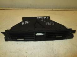 Дефлектор торпедо центральный 2005-2011 BMW E90