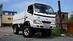 Toyota Dyna. Мостовой вездеход, 2 000 куб. см., 1 500 кг.