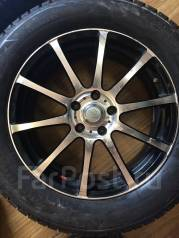 Комплект колес Dunlop Grandtrek PT3 235/65R18. 6.5x18 5x114.30 ET46 ЦО 72,0мм.
