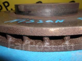 Диск тормозной. Nissan Pulsar, FNN15