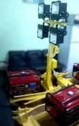 Аварийная осветительная установка ПОУ-4000 LED Валли взрывозащищенная