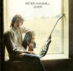 "CD Peter Hammill (Van der Graaf Gen) ""Over"" 1977 England"