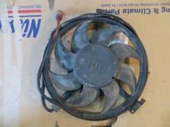 Вентилятор радиатора кондиционера. Volkswagen Passat
