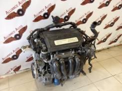 Двигатель в сборе. Honda Civic Hybrid, FD3 Двигатель LDA