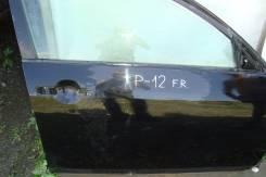 Дверь боковая. Nissan Primera, TP12
