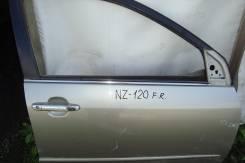 Дверь боковая. Toyota Corolla, NZE120