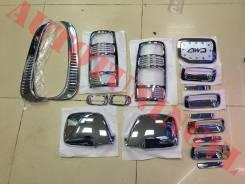 Накладка декоративная. Toyota Land Cruiser, FJ80, FZJ80, J80, HZJ80, HZJ81, FJ80G, FZJ80G, HDJ81V, HZJ81V, FZJ80J, HDJ80, HDJ81